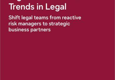 Digital Transformation Trends in Legal