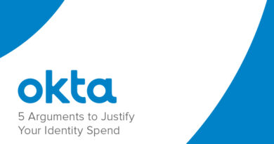 One-minute Whitepaper: 5 Arguments to Justify Your Identity Spend
