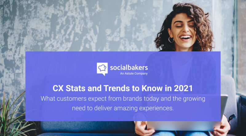 CX Stats and Trends to Know in 2021