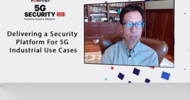 Delivering a Security Platform For 5G Industrial Use Cases
