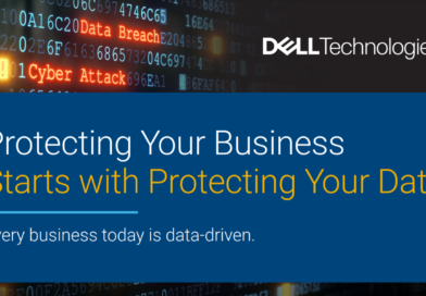 Protecting Your Business Starts with Protecting Your Data