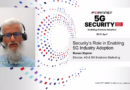 Security Multi-Faceted Role in Enabling 5G Industry Adoption