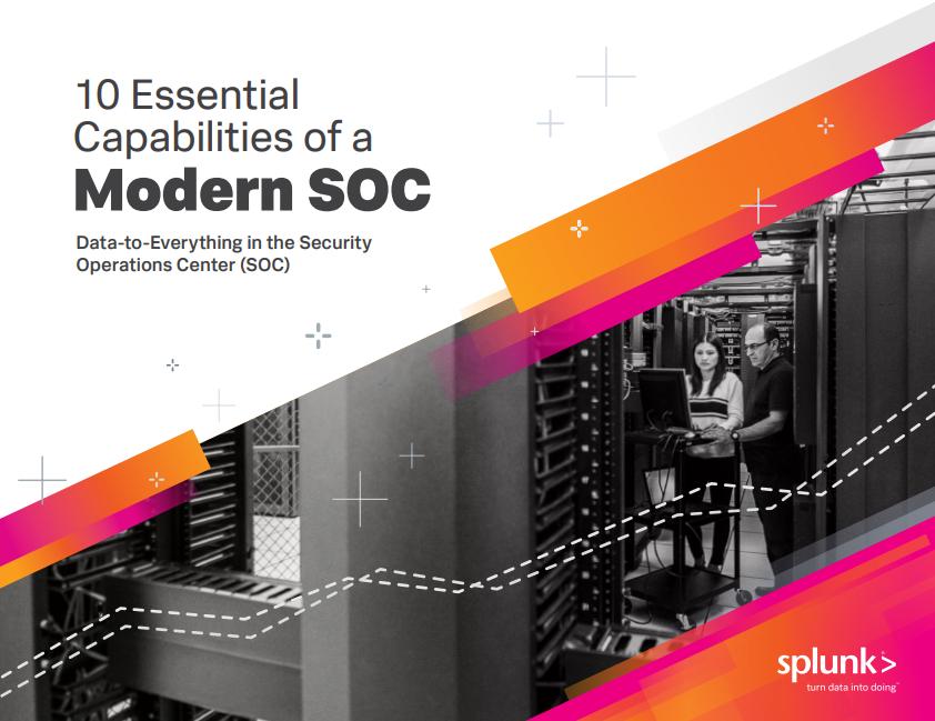 10 essential capabilities of a modern soc