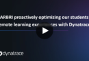 BARBRI proactively optimizing our students remote learning experiences with Dynatrace