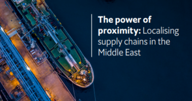 The Power of Proximity: Localising Supply Chains in the Middle East
