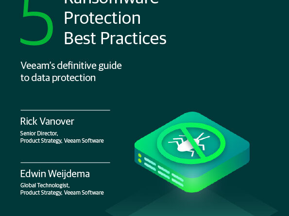 5 Ransomware Protection Best Practices